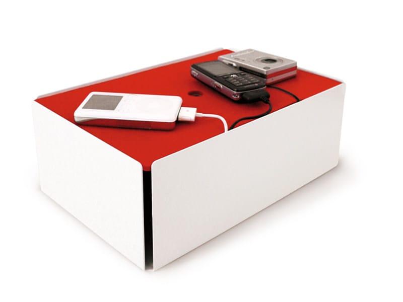 Steel storage box CHARGE BOX by KONSTANTIN SLAWINSKI