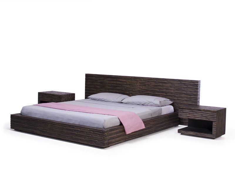 Double bed KABUKI | Double bed by KENNETH COBONPUE