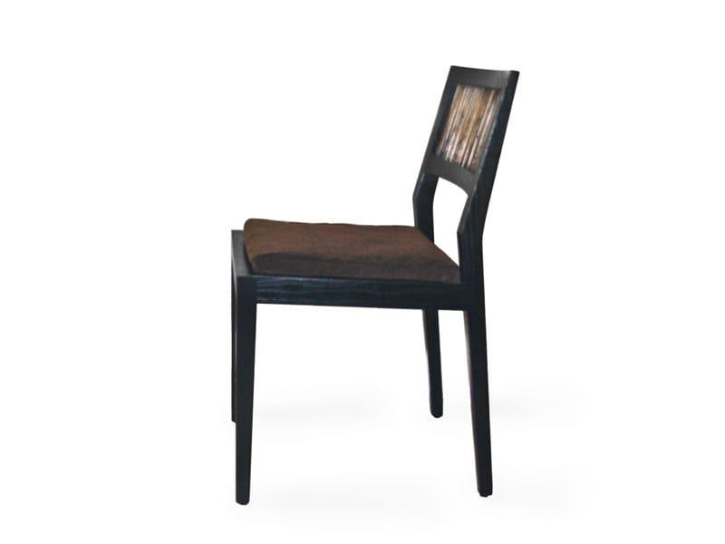 Oak chair KAWAYAN | Chair by KENNETH COBONPUE