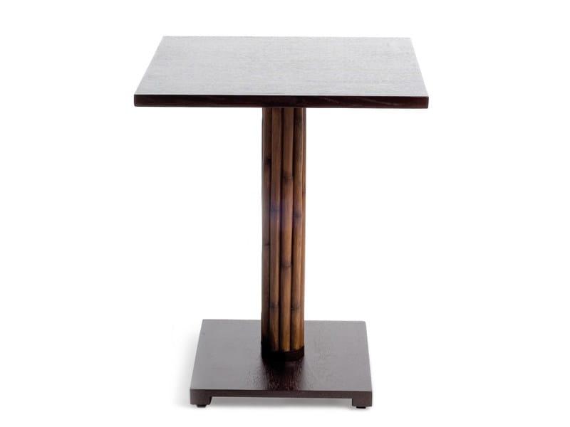 Oak coffee table KAWAYAN | Coffee table by KENNETH COBONPUE