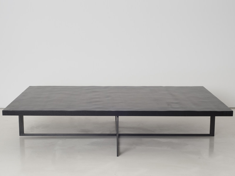 Wooden coffee table CROSS by INTERNI EDITION