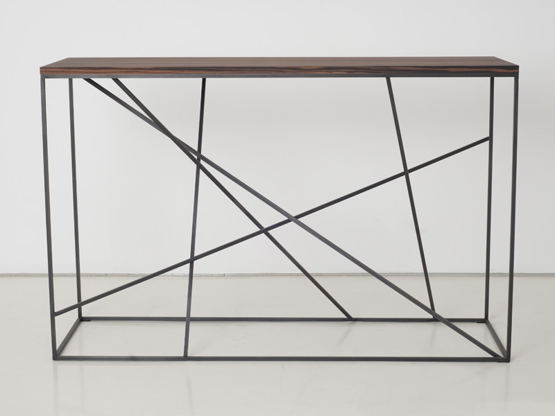 mikado table console by interni edition design janine vandebosch. Black Bedroom Furniture Sets. Home Design Ideas