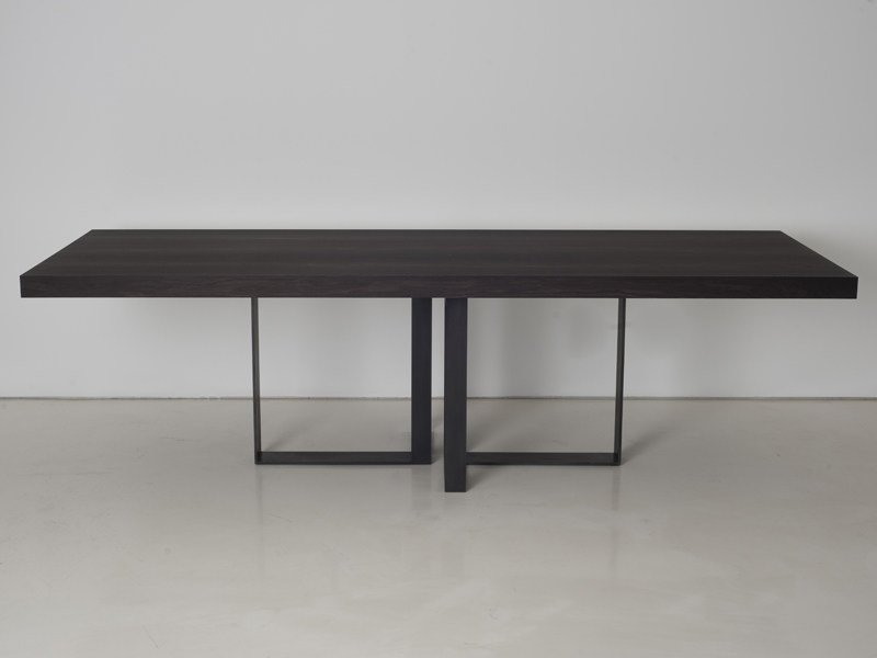 Wooden dining table ST MALO | Table by INTERNI EDITION