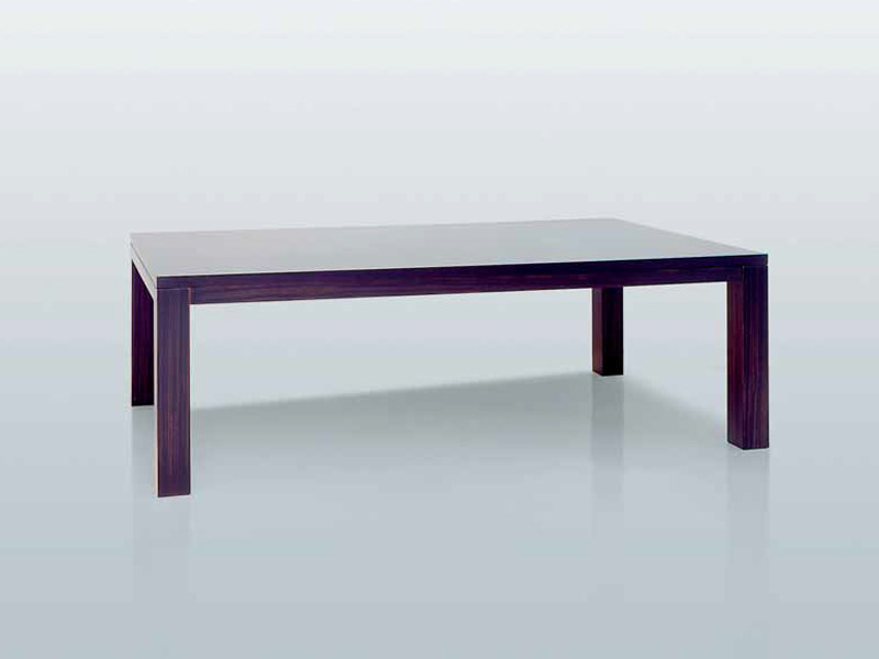 Wooden dining table ZEN | Table by INTERNI EDITION