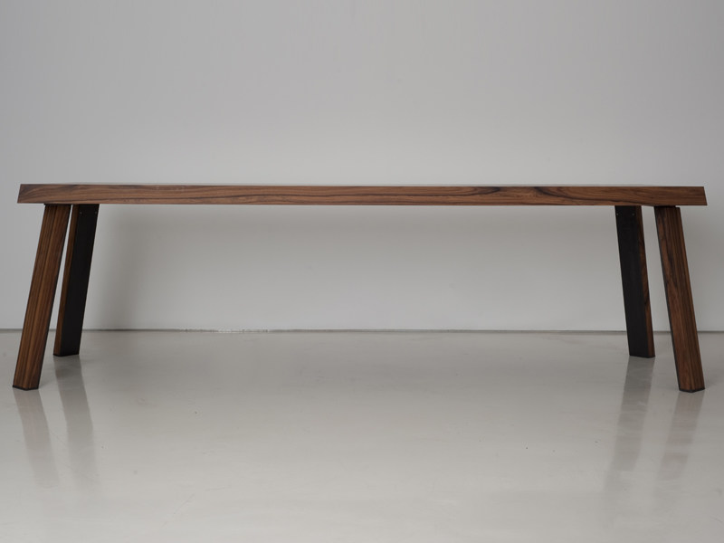 Wooden dining table OXFORD by INTERNI EDITION