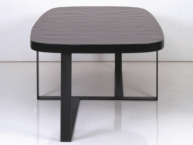 Oval Wooden Dining Table NEPAL | Table By INTERNI EDITION
