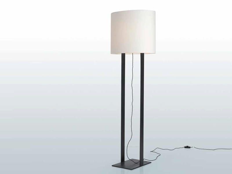 Steel floor lamp MONTBAZEN by INTERNI EDITION