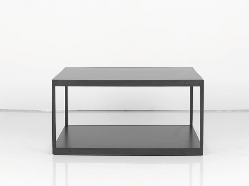 Rectangular wooden coffee table ENTRE-DEUX | Coffee table by INTERNI EDITION