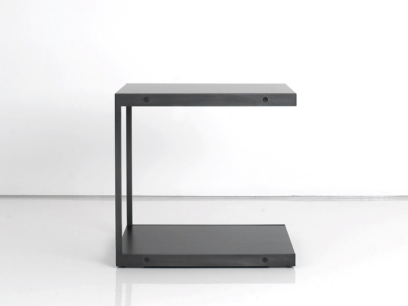 Wooden coffee table ENTRE-NOUS by INTERNI EDITION