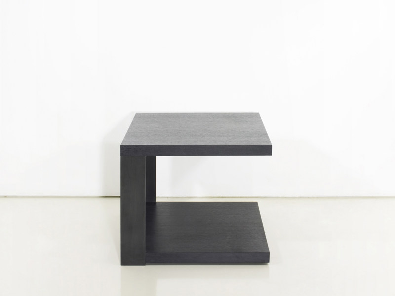Wooden coffee table SIDE 100/10 by INTERNI EDITION
