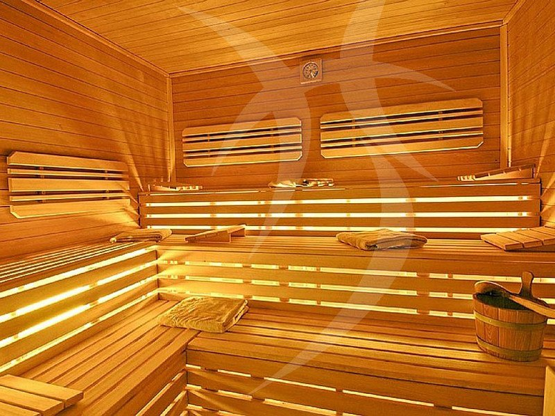 Finnish sauna CLASSICA by Happy Sauna