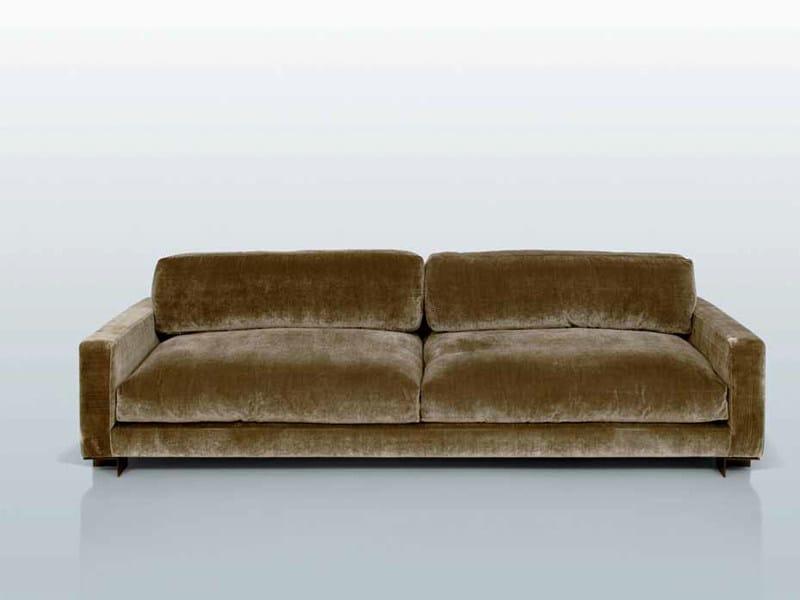 Fabric sofa DANDY by INTERNI EDITION