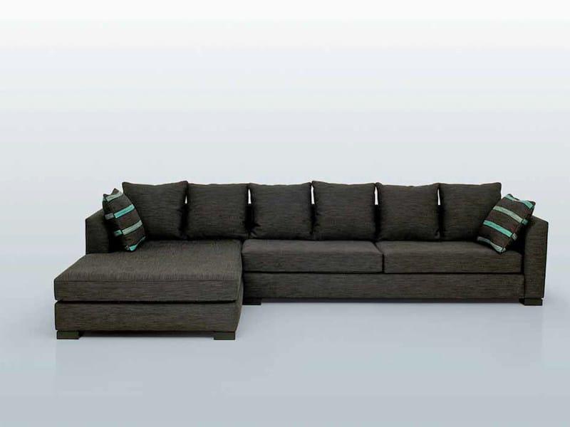 Design corner sofa MELBOURNE ANGLE by INTERNI EDITION