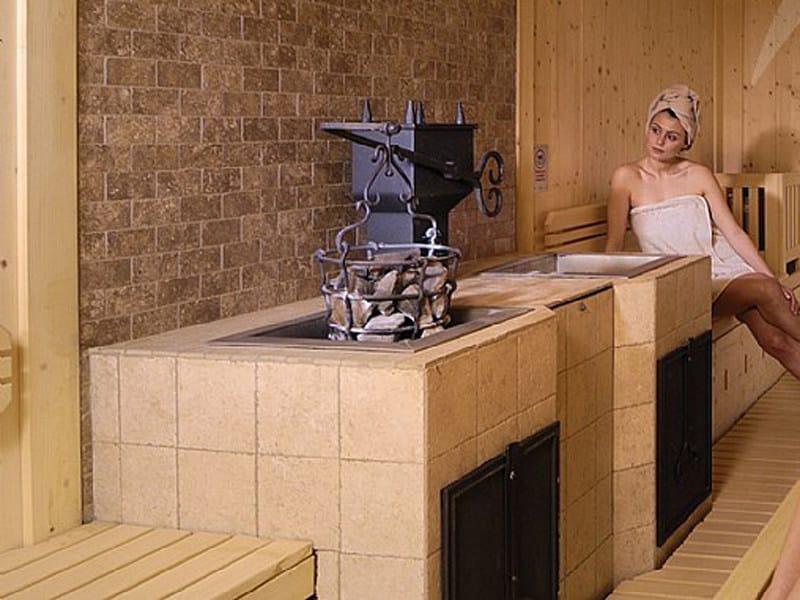 Stufa per saune Bagno alle pietre By Happy Sauna