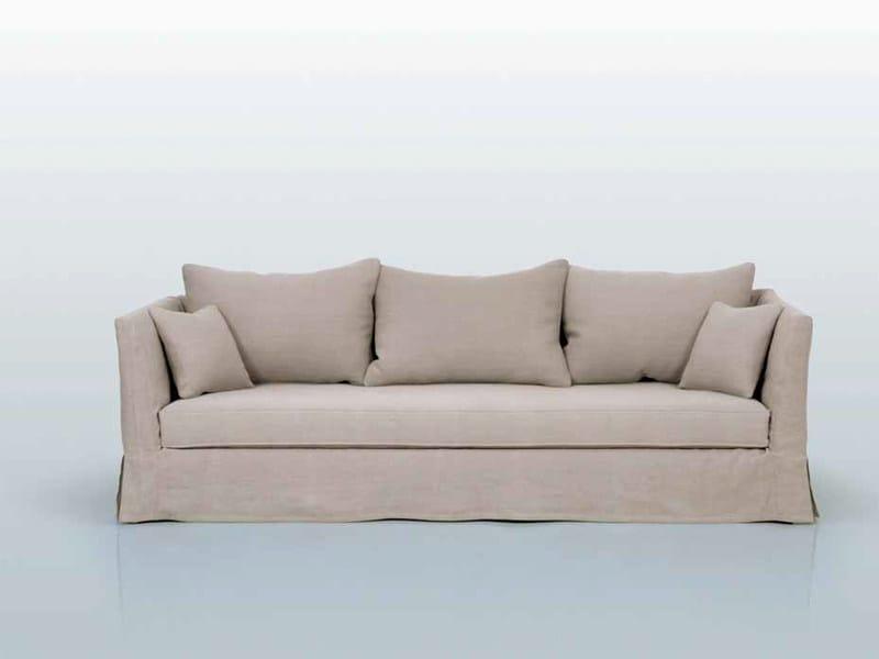 Fabric sofa WAVE by INTERNI EDITION