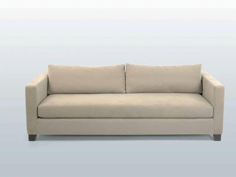 Fabric sofa WEDGE by INTERNI EDITION