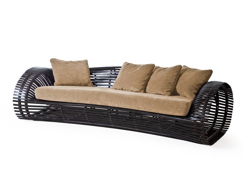 Rattan sofa LOLAH | Sofa by KENNETH COBONPUE