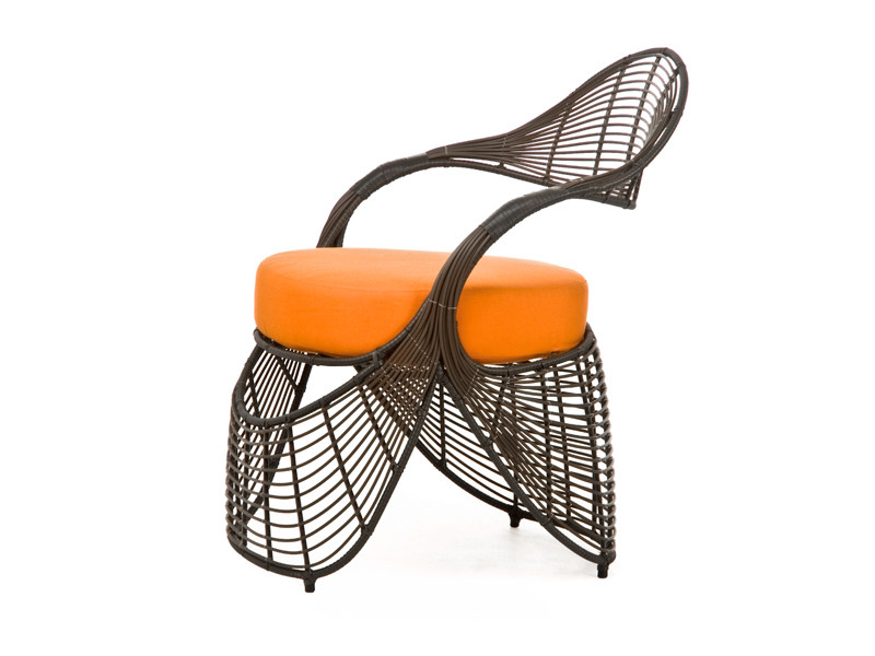 Rattan chair MANOLO   Chair by KENNETH COBONPUE
