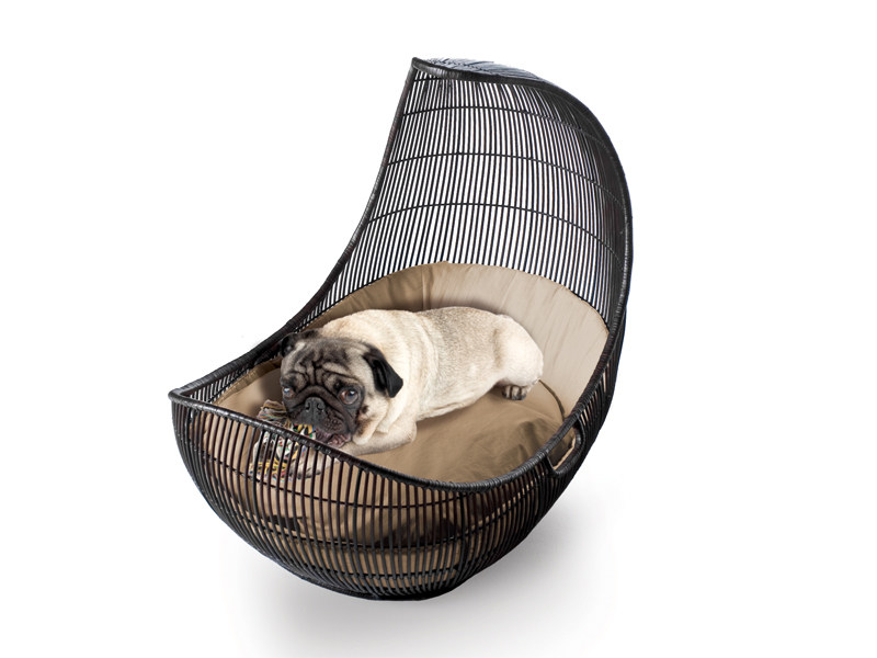 Polyethylene dogbasket VOYAGE | Dogbasket by KENNETH COBONPUE