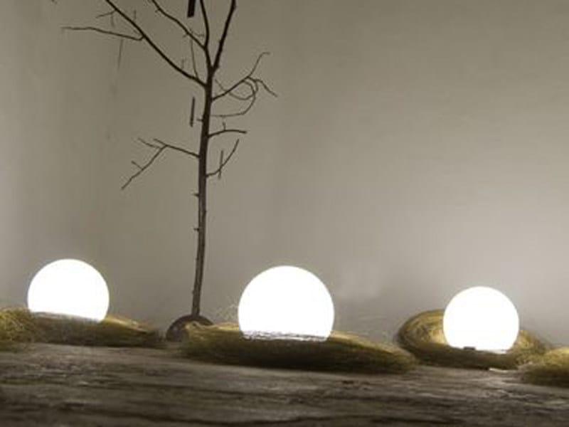 Nebulite® table lamp NEST by In-es.artdesign
