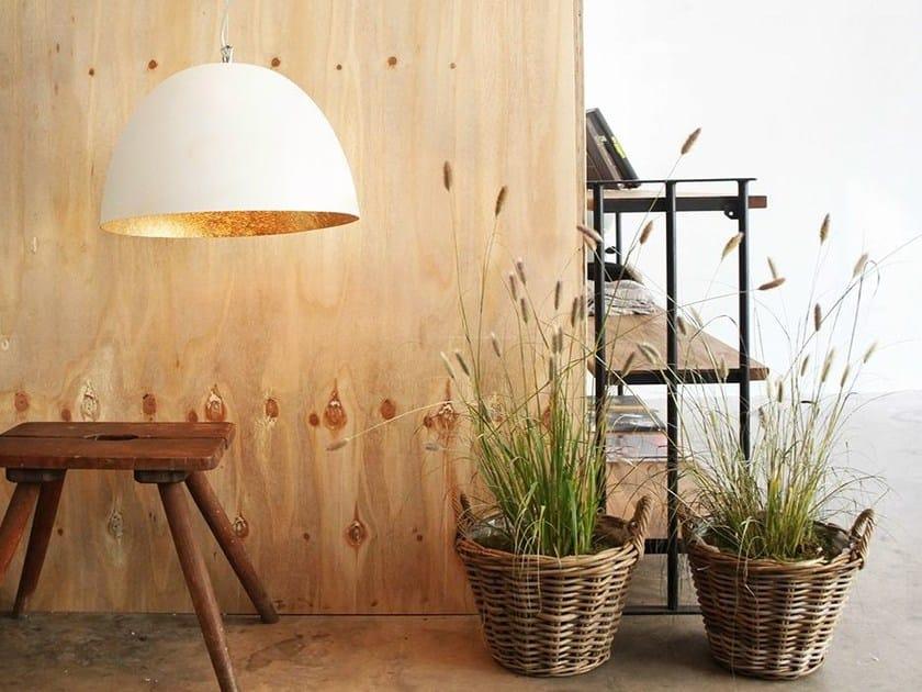 Lampada a sospensione in Nebulite® H2O by In-es.artdesign