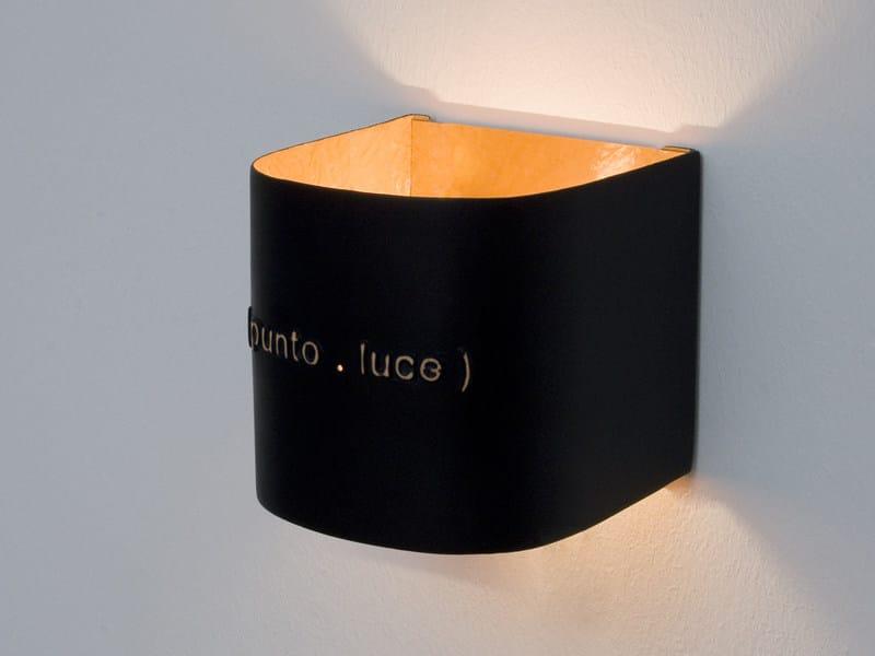 Nebulite® wall light PUNTO LUCE by In-es.artdesign