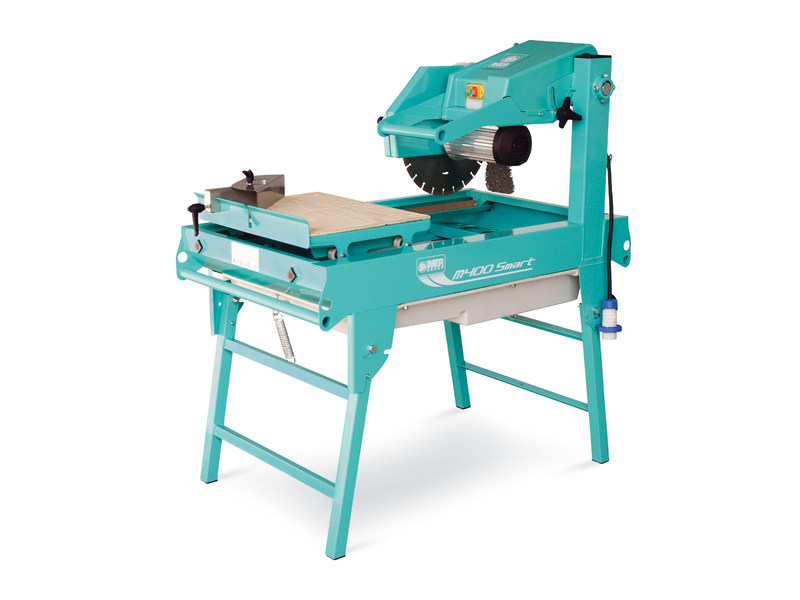 Water-cooled block saw M400 SMART by IMER INTERNATIONAL