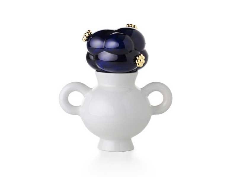 Ceramic vase DELFT BLUE 7 by moooi