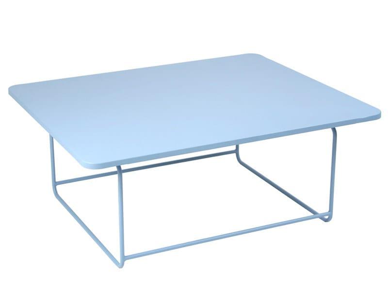 ELLIPSE   Table basse de jardin By FERMOB design Pascal Mourgue