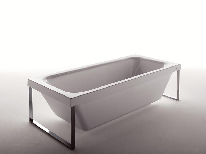 Vasca Da Bagno Zucchetti : Vasca da bagno in metacrilato kaos by kos by zucchetti design