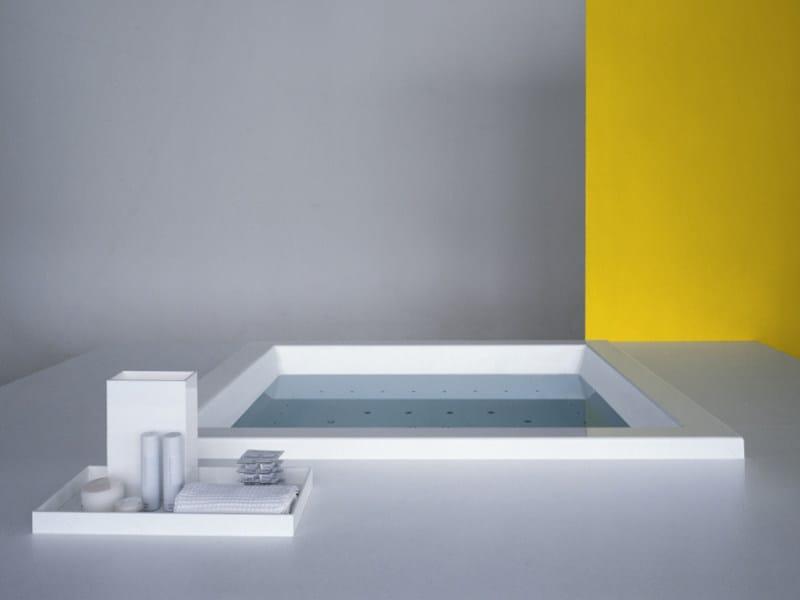 Vasche Da Bagno Quadrate : Vasche bagno barocche rinascimentali geometriche estrose design