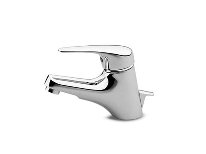 Chrome-plated 1 hole washbasin mixer ZETAMIX 1700 | Washbasin mixer by ZUCCHETTI