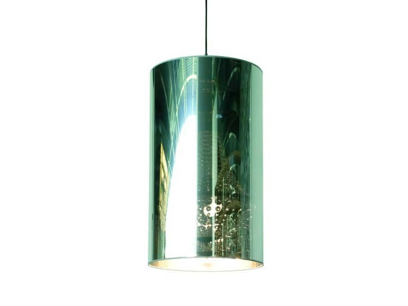 Indirect light polyester pendant lamp LIGHT SHADE SHADE D47 by moooi