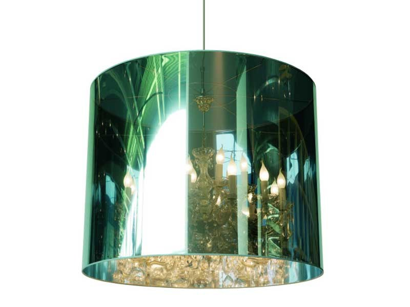 Indirect light polyester pendant lamp LIGHT SHADE SHADE D95 by moooi