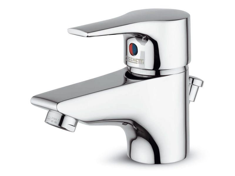 Miscelatore per lavabo monoforo flat miscelatore per - Rubinetteria bagno zucchetti ...