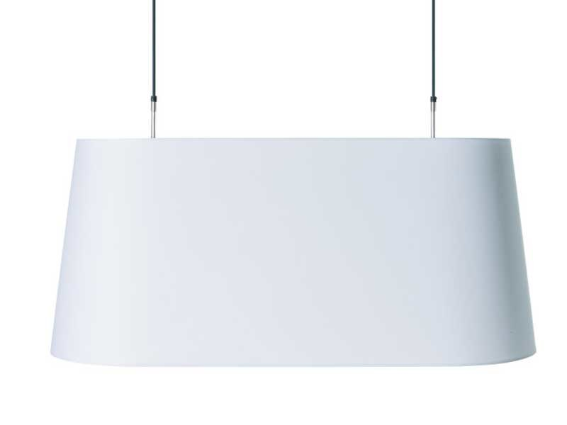 PVC rope systems OVAL LIGHT by moooi