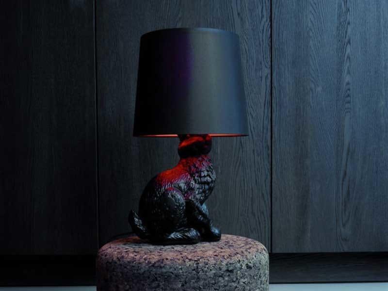 Moooi Lamp Da Pvc Rabbit In Lampada Tavolo shBtQrdCx