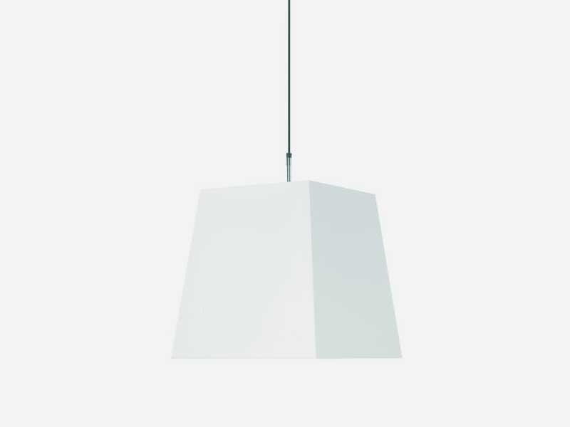 PVC Pendant Lamp SQUARE BOON By Moooi Design Piet Boon