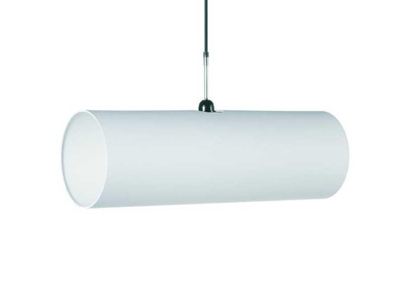 Indirect light PVC pendant lamp TUBE by moooi