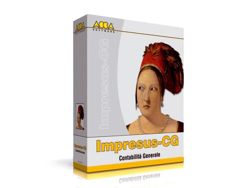 Contabilità di imprese edili e impiantistiche Impresus-CG by ACCA software