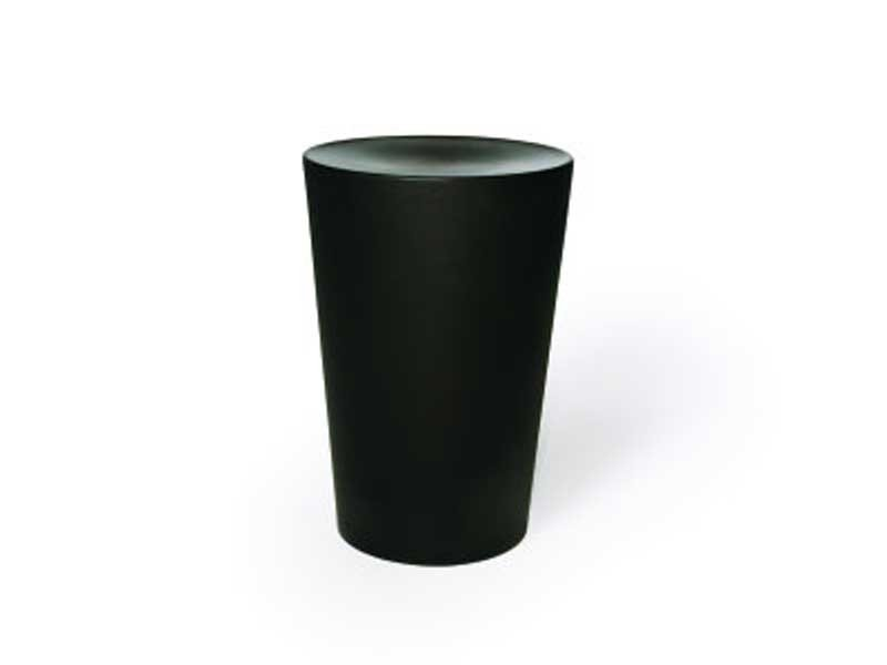 Plastic stool CONTAINER STOOL by moooi