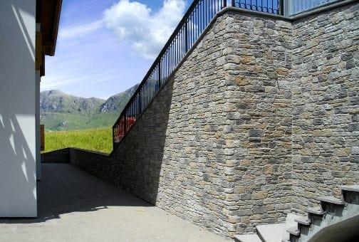 MONTE GRAPPA Monte Grappa grigio terra, stucco grigio