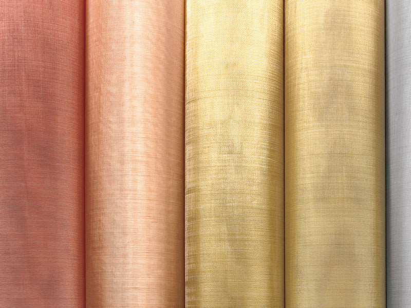 Metal fabric SOFT by MARIANItech