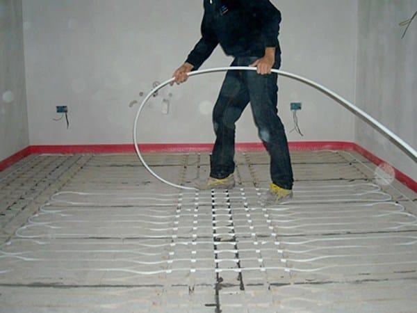 BetonRadiant® Posa pavimento radiante