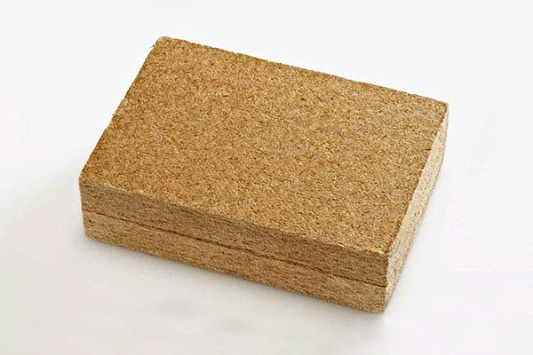 Wood fibre thermal insulation panel FiberTherm® by BetonWood