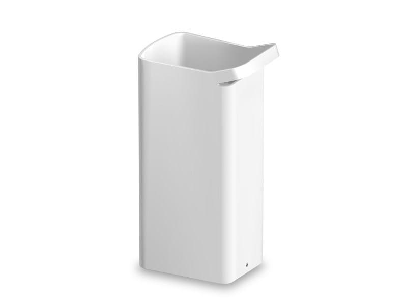 Cristalplant® washbasin LAB 03 | Freestanding washbasin by Kos by Zucchetti