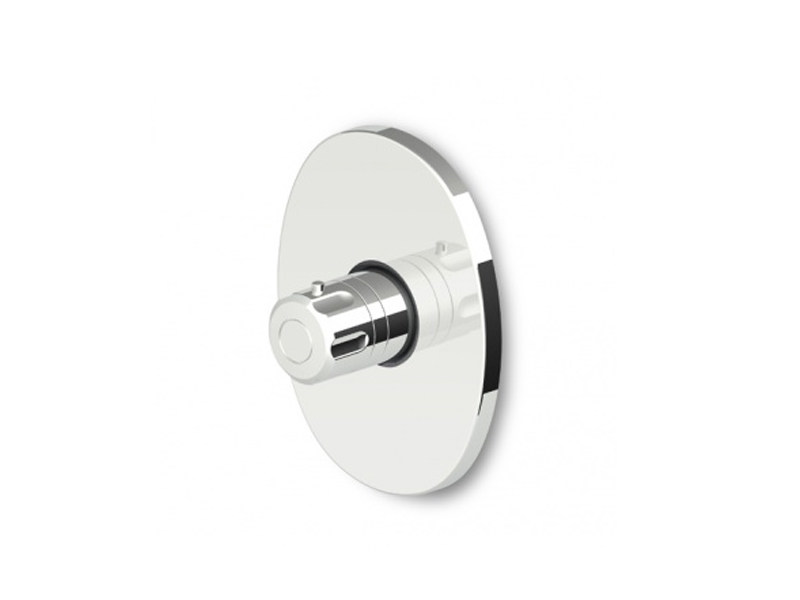 1 hole thermostatic shower mixer ZETATERM T2 | 1 hole shower mixer by ZUCCHETTI