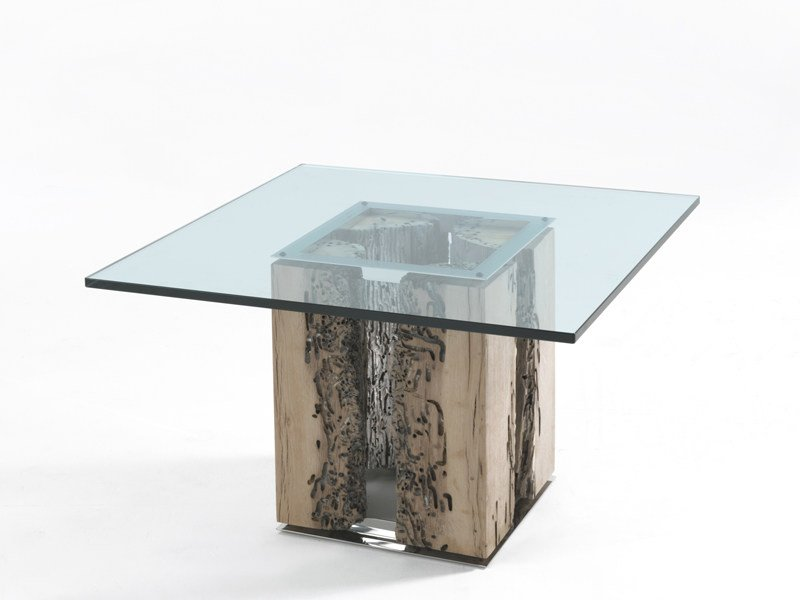 Low coffee table for living room VERSA by Riva 1920