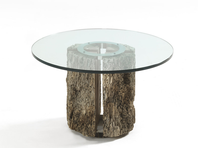 Low coffee table for living room VICE by Riva 1920