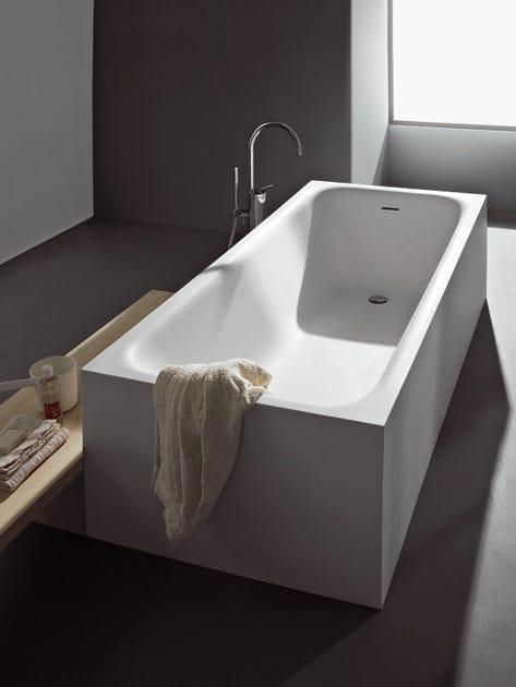 MORPHING | Vasca da bagno in Cristalplant®